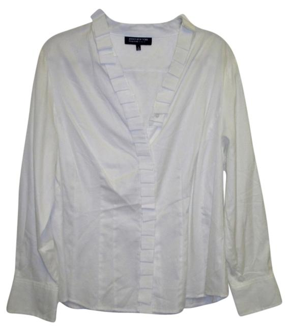 Preload https://item3.tradesy.com/images/jones-new-york-white-w-tags-signature-shirt-xl-button-down-top-size-16-xl-plus-0x-2954557-0-0.jpg?width=400&height=650
