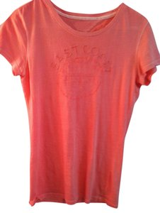 American Eagle Outfitters T Shirt Light Coral