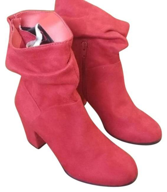 Item - Red Women's Midory Boots/Booties Size US 5.5 Regular (M, B)