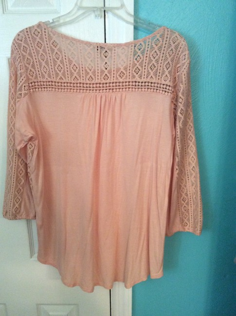Lucky Brand T Shirt Light pink