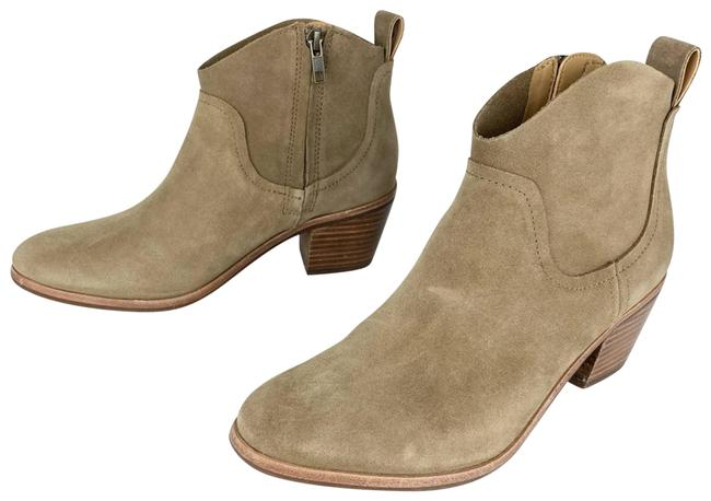 Item - Tan Kingsburg Ankle Coffee Grounds Boots/Booties Size US 7.5 Regular (M, B)
