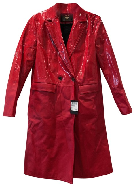Item - Chinese Red Mfcasmv01r4042 Coat Size 12 (L)