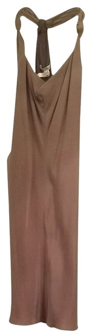 Banana Republic short dress Taupe on Tradesy