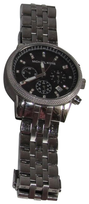 Item - Silver Stainless Steel Mother-of-pearl Watch