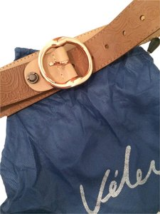 Velez leather belt