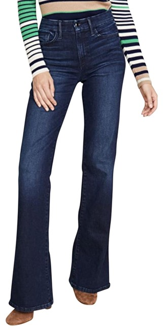 Item - Badlands The Molly High Rise Flare Leg Jeans Size 26 (2, XS)