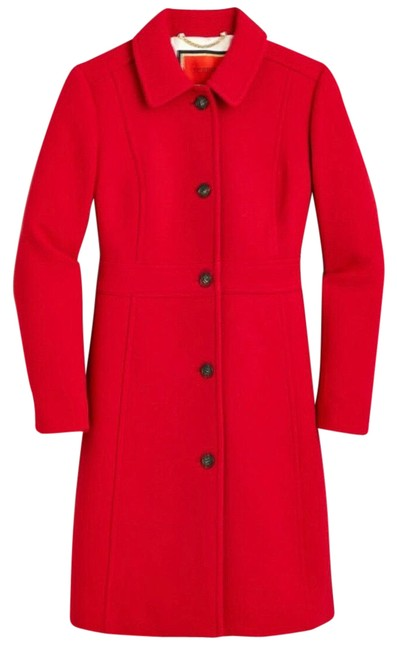 Item - Red Nwt. Classic Lady Day with Thinsulate® Coat Size 4 (S)