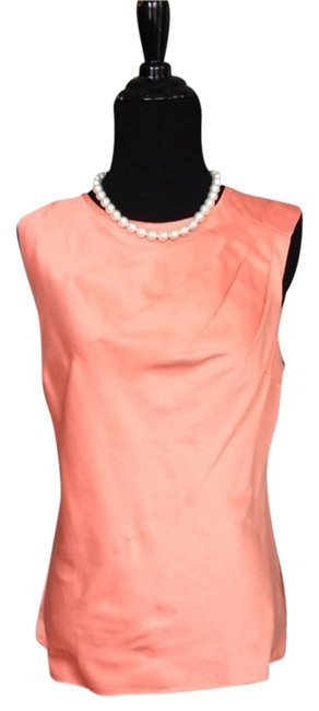 The Limited Peach . Blouse Size 6 (S) The Limited Peach . Blouse Size 6 (S) Image 1