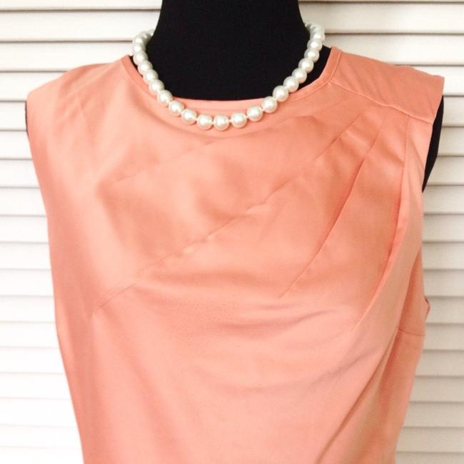 The Limited Peach . Blouse Size 6 (S) The Limited Peach . Blouse Size 6 (S) Image 2