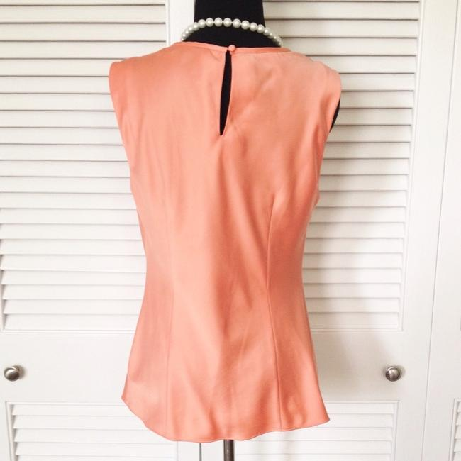 The Limited Peach . Blouse Size 6 (S) The Limited Peach . Blouse Size 6 (S) Image 4