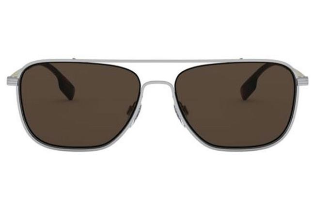 Item - Silver Be3112-130173-59 Size 59mm 145mm 16mm Sunglasses