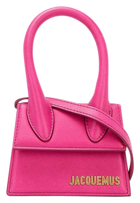 Item - Le Chiquito Pink Leather Tote