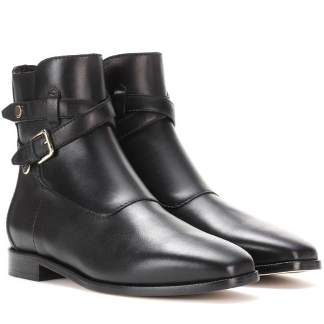 Item - Black Mitchel Leather Ankle Boots/Booties Size US 6 Regular (M, B)