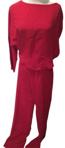 Zoran Zoran Silk Pants Suit