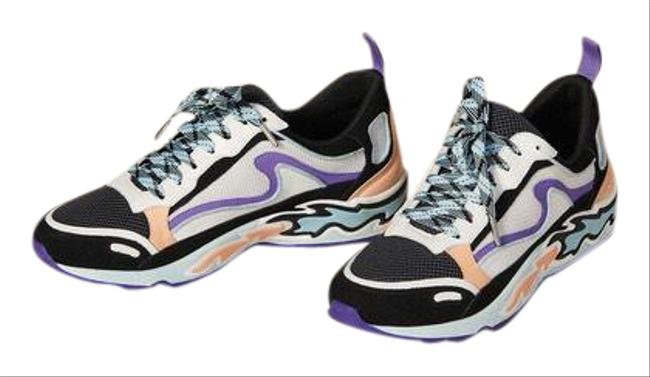 Item - Purple Flame Trainers Sneakers Size EU 36 (Approx. US 6) Regular (M, B)