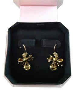 Juicy Couture Adorable tiny dangling hearts with little bow at the top, great bday or xmas present.