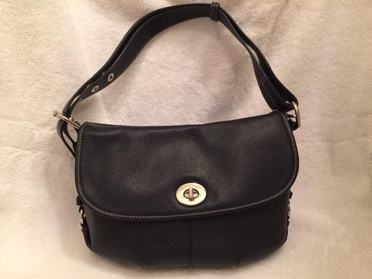 Coach Leather New Shoulder Bag Image 4