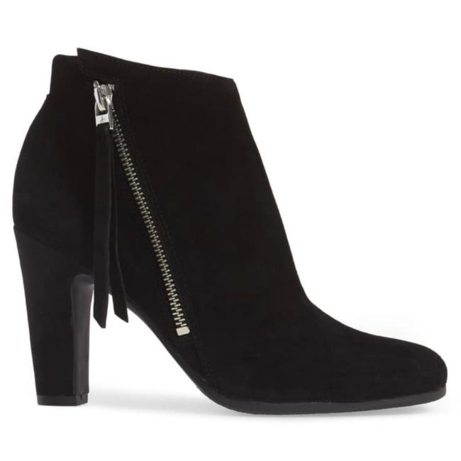 Item - Black Sadee Suede Ankle Boots/Booties Size US 8 Regular (M, B)