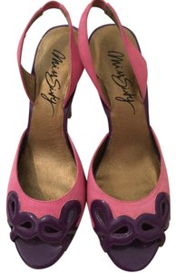 Miss Sixty Suade Pink Sandal pink, purple Pumps