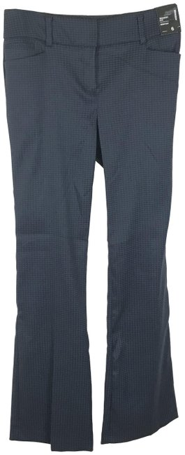 Item - Blue and Black Modern Fit Striped Pants Size 6 (S, 28)
