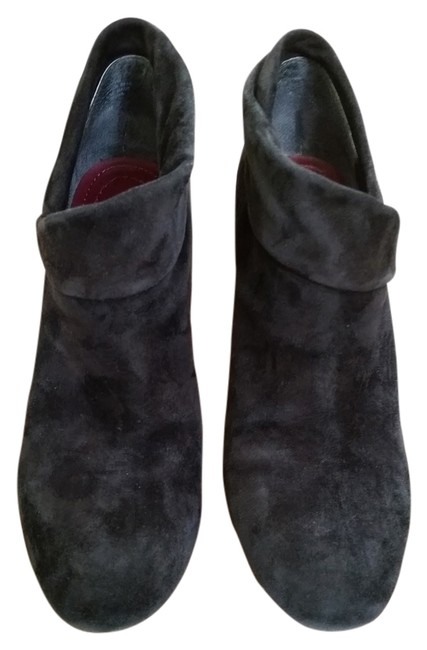 Enzo Angiolini Black Suede Boots/Booties Size US 7.5 Regular (M, B) Enzo Angiolini Black Suede Boots/Booties Size US 7.5 Regular (M, B) Image 1