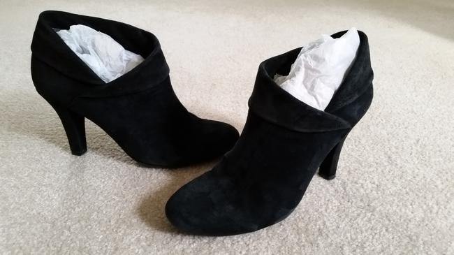 Enzo Angiolini Black Suede Boots/Booties Size US 7.5 Regular (M, B) Enzo Angiolini Black Suede Boots/Booties Size US 7.5 Regular (M, B) Image 2