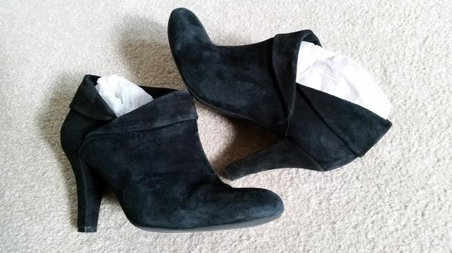 Enzo Angiolini Black Suede Boots/Booties Size US 7.5 Regular (M, B) Enzo Angiolini Black Suede Boots/Booties Size US 7.5 Regular (M, B) Image 4