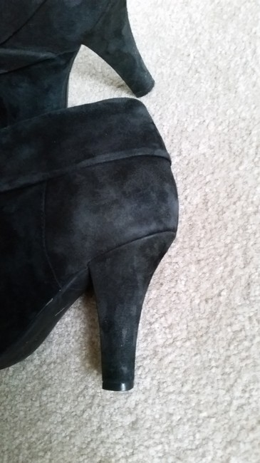 Enzo Angiolini Black Suede Boots/Booties Size US 7.5 Regular (M, B) Enzo Angiolini Black Suede Boots/Booties Size US 7.5 Regular (M, B) Image 6