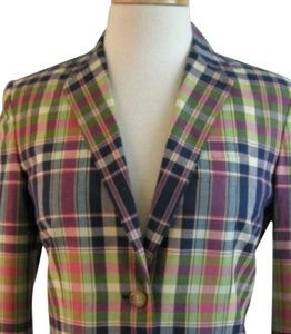 Ralph Lauren Plaid Blazer