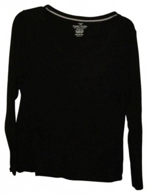 Preload https://item4.tradesy.com/images/faded-glory-black-scoop-neck-tee-shirt-size-20-plus-1x-29563-0-0.jpg?width=400&height=650