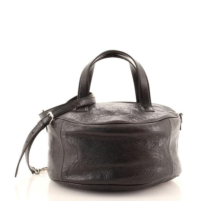 Item - Air Small Black Leather Hobo Bag