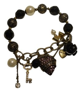 Betsey Johnson Betsey Johnson half stretch bracelet
