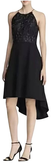 Item - Black Women's Fit and Flare Cocktail Dress Size 10 (M)