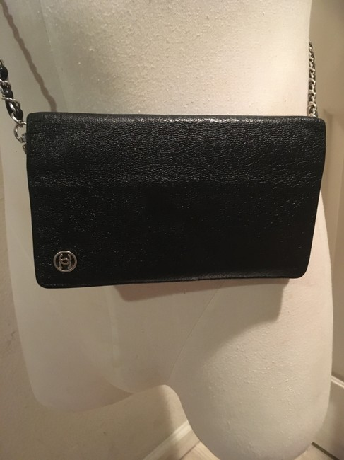 Item - Black Long With Chain Wallet