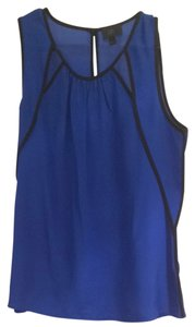Banana Republic Top Cobalt Blue