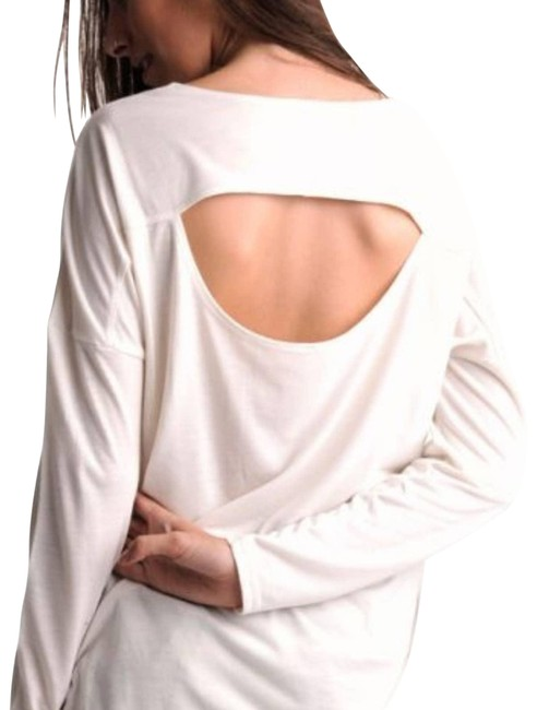 Item - White Sutherland Long Sleeve Casual Vintage Women Small Blouse Size 6 (S)