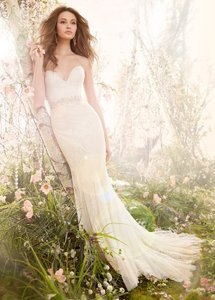 Jim Hjelm Spring 2014 Collection: #jh8410 Wedding Dress