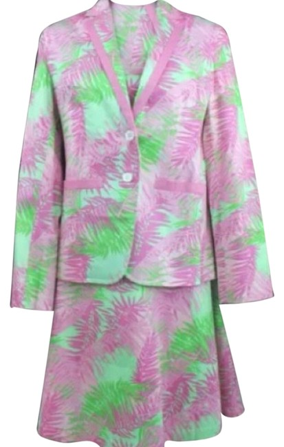 Key West short dress Tropical Cotton Blend Suit on Tradesy Image 0