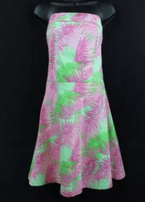 Key West short dress Tropical Cotton Blend Suit on Tradesy Image 1