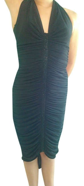 Laundry by Shelli Segal Formal Beaded Comfortable Flattering Dress
