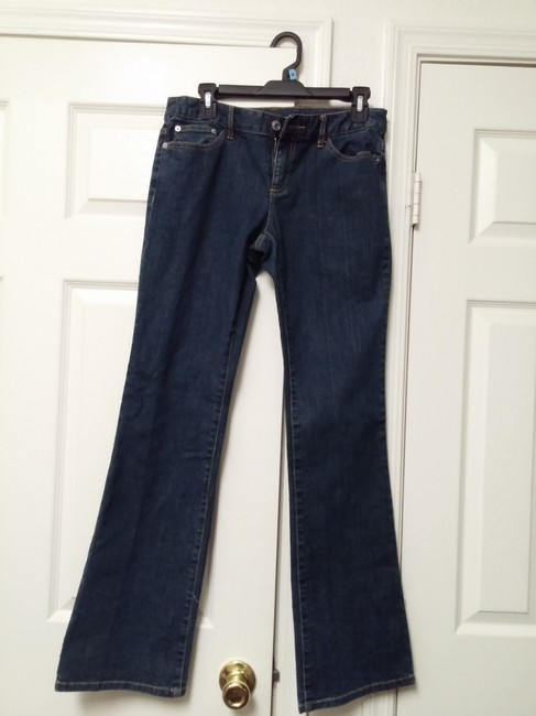 Michael Kors Boot Cut Jeans-Distressed