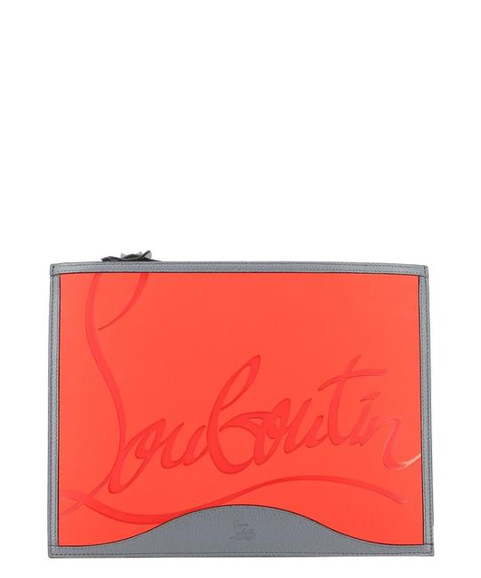 Item - Red Clutch Men's Pifpouch