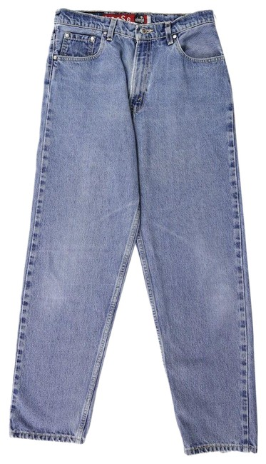 Item - Medium Blue Wash Loose 664 Silvertab Relaxed Fit Jeans Size 30 (6, M)