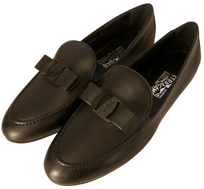 Item - Lesley Loafer with Vera Bow Accent Flats Size US 8.5 Wide (C, D)