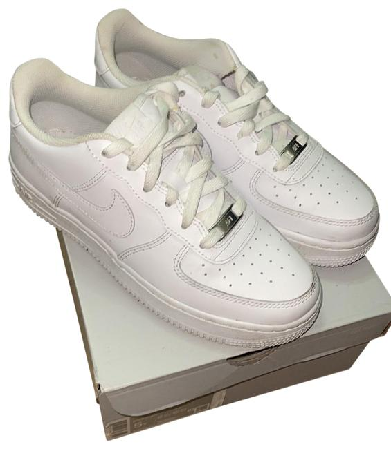 Item - White Air Force 1s Sneakers Size US 5 Regular (M, B)