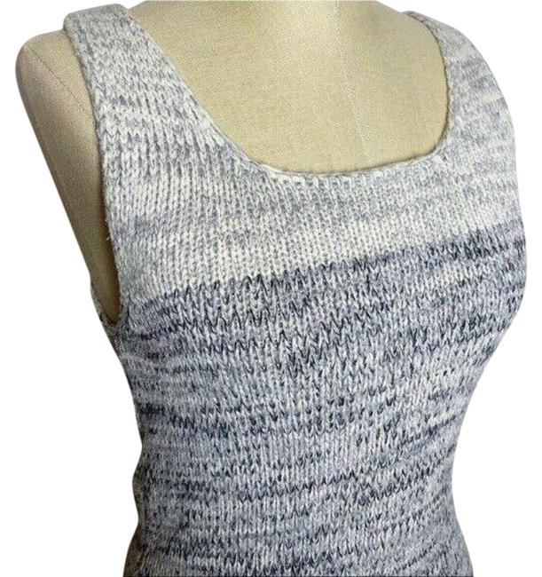 Item - Gray No Short Casual Dress Size 4 (S)