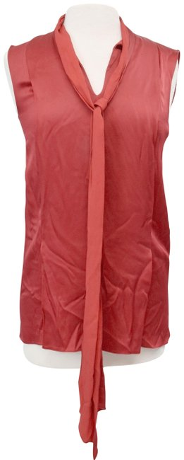 Item - Red Small Blouse Size 6 (S)
