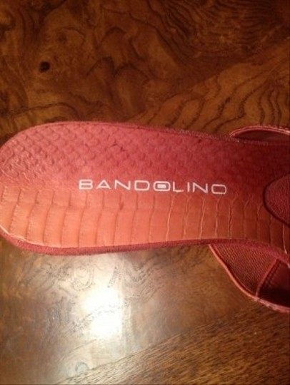 Bandolino two tone pink Sandals