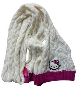 Hello Kitty Scarf Woolen