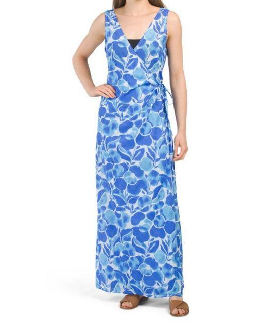Item - Blue Onia Grace Wrapped Maxi Dress Cover-up/Sarong Size 2 (XS)
